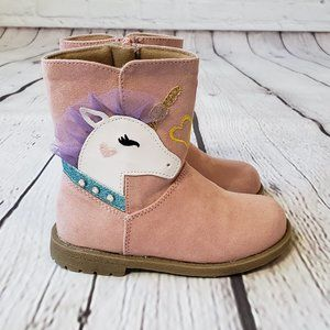 Unicorn Toddler Boots